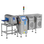 Metal Detector + Checkweigher